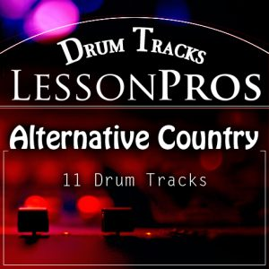 Alternative Country Drum Track