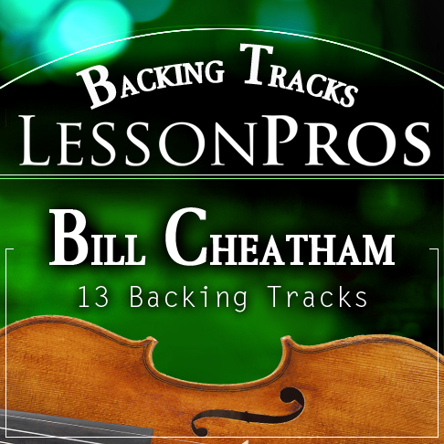 Bill Cheatham Backing Tracks