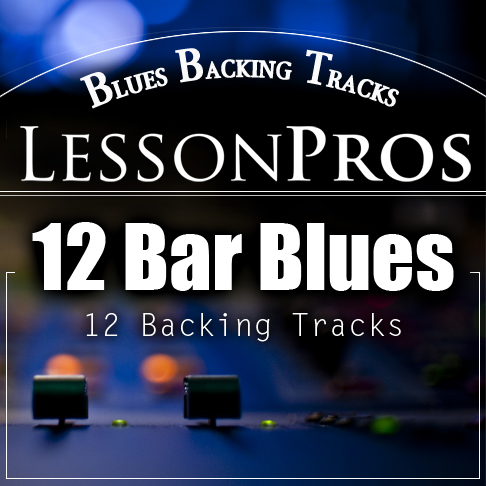 Blues - 12 Bar Backing Tracks