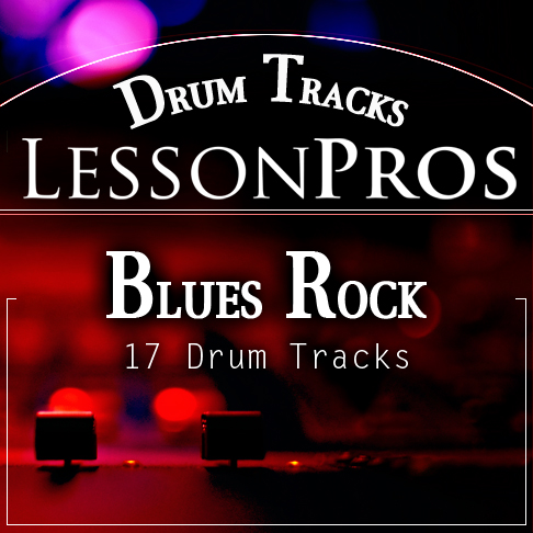 blues rock drum tracks