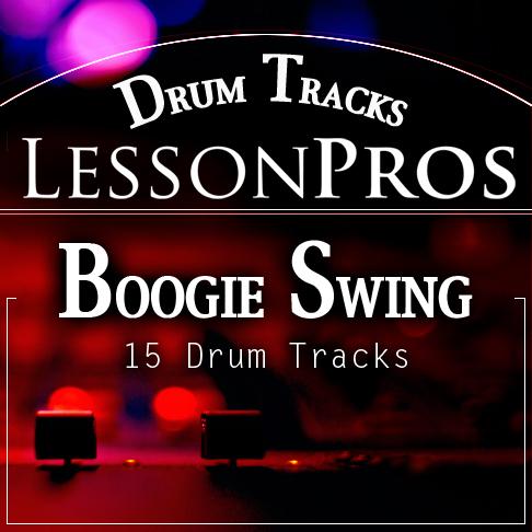 Boogie Swing Drum Track