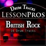 British Rock Drum Track