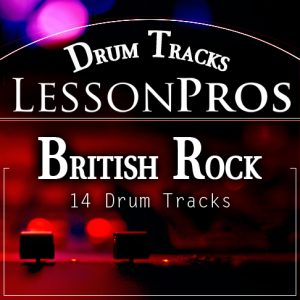 British Rock Drum Track