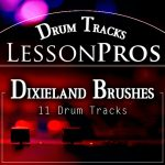 Dixieland Brushes Drum Tracks