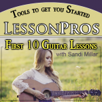 Easy guitar lessons