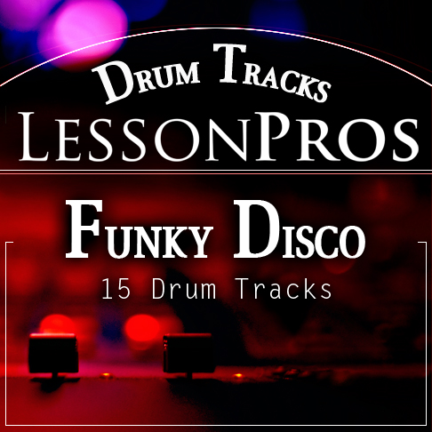 Funky Disco Drum Tracks