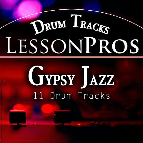 Gypsy Jazz Drum Tracks