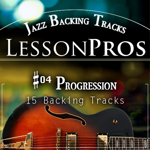 Jazz Backing-Tracks #4