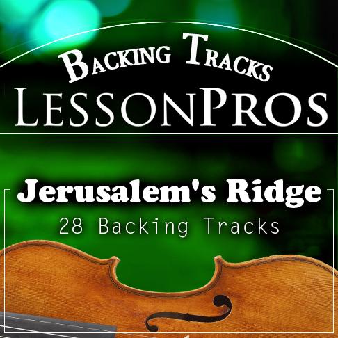 Jerusalem's Ridge Backing Tracks