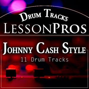 Johnny Cash Style Bluegrass Drum Tracks
