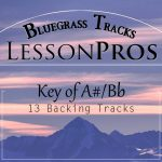 Bluegrass Key of Ab / G#