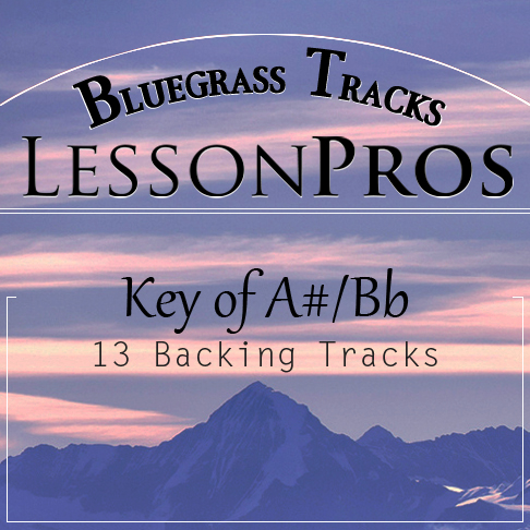 Bluegrass Key of Ab / G# Backing Tracks