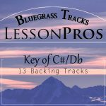Bluegrass Key of C# /Db Backing Tracks