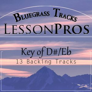 Bluegrass Key of Eb / D# Backing Tracks