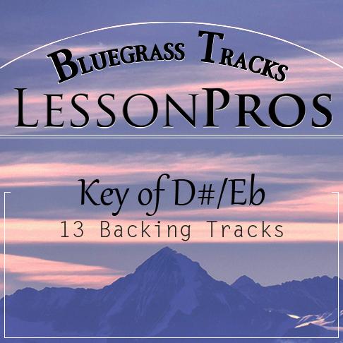 Bluegrass Key of Eb / D#