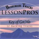 Bluegrass G# - Ab Backing Tracks