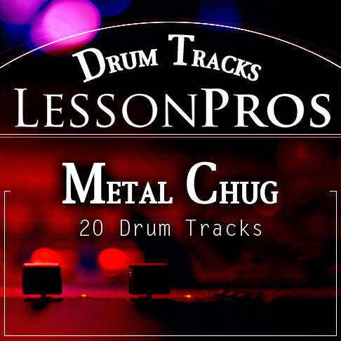 Metal Chug Drum Tracks