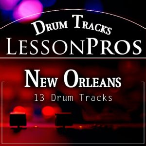 New Orleans Mardi Gras 16th Drum Tracks