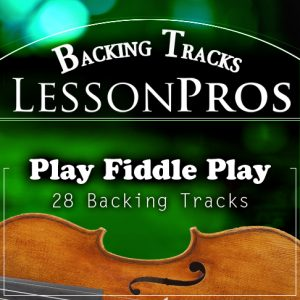 Play fiddle Play backing tracks