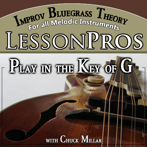 Bluegrass Key of G