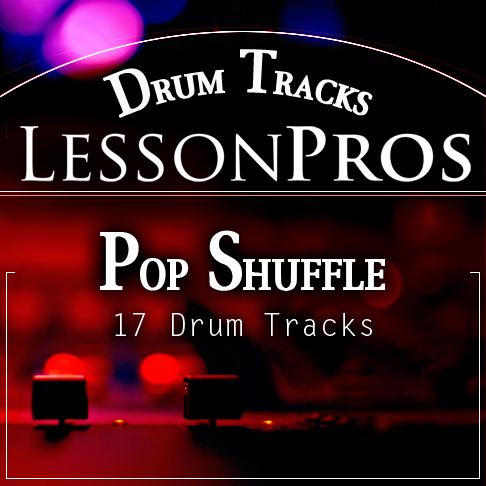 Pop Shuffle Drum Tracks