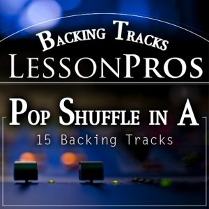 Pop Shuffle Backing Tracks