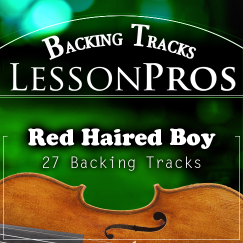 Red Haired Boy Backing Tracks