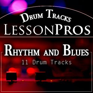 Rhythm and Blues Drum Tracks