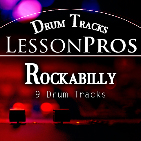 Rockabilly Jive Drum Tracks