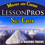 Bluegrass Fiddle Tune Salt Creek