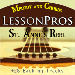 Saint Anne's Reel on guitar