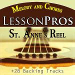 Saint Anne's Reel on guitar