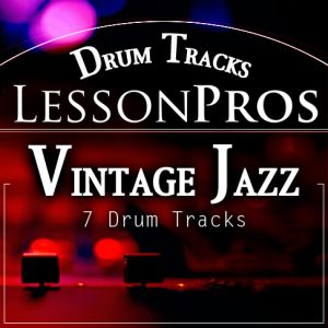 Vintage Jazz Drum Tracks