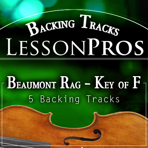 Beaumont Rag Backing Tracks - Key of F