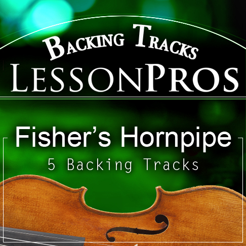 Fisher's Hornpipe Fiddle Tune Backing Tracks