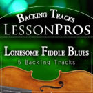 Lonesome Fiddle Blues Backing Tracks