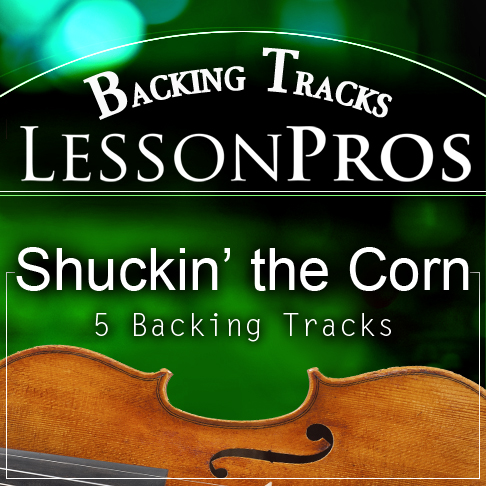 shuckin' the corn