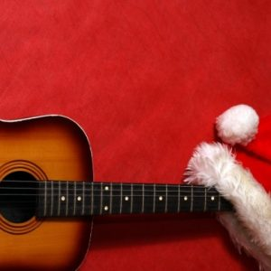chirstmas songs on the guitar