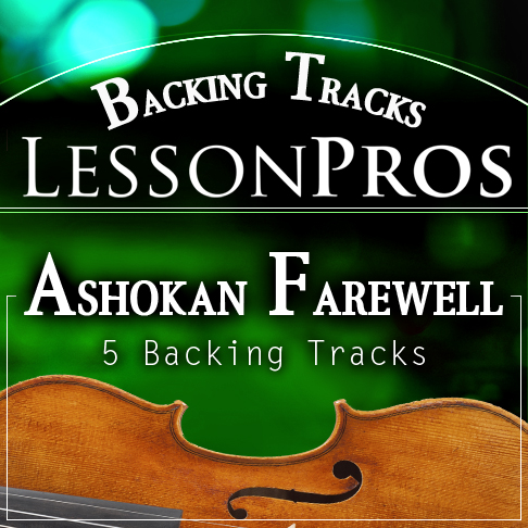 Ashokan Farewell Backing Tracks