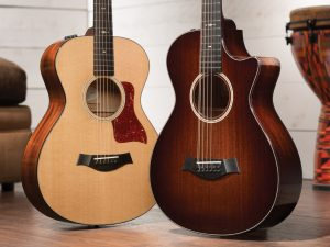 Difference Electric or Acoustic Guitar