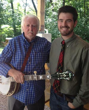 Cory Walker Interview Banjo Extraordinaire Lessonpros Com