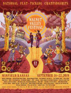 Walnut Valley Art Cover