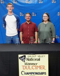Walnut Valley National Hammered Dulcimer Winners