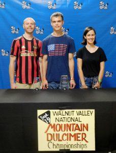 Walnut Valley Mountain Dulcimer Winners