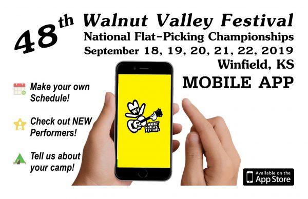 Walnut Valley App