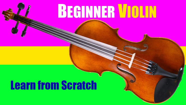 Beginner Violin Course - VIOLIN MASTERY FROM THE BEGINNING