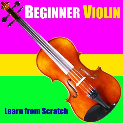 Online Beginner Violin Course - VIOLIN MASTERY FROM THE BEGINNING