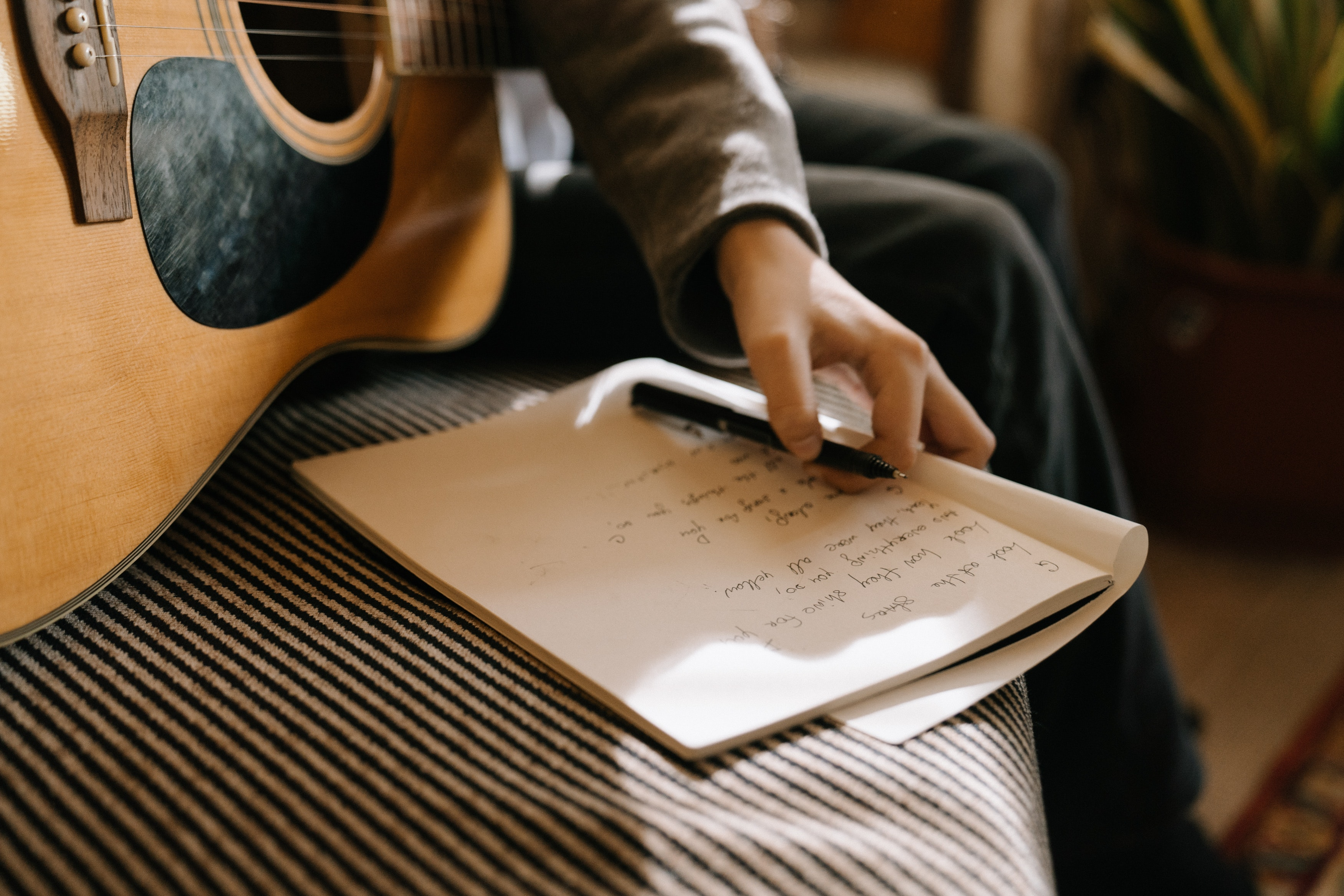 How to become a better songwriter
