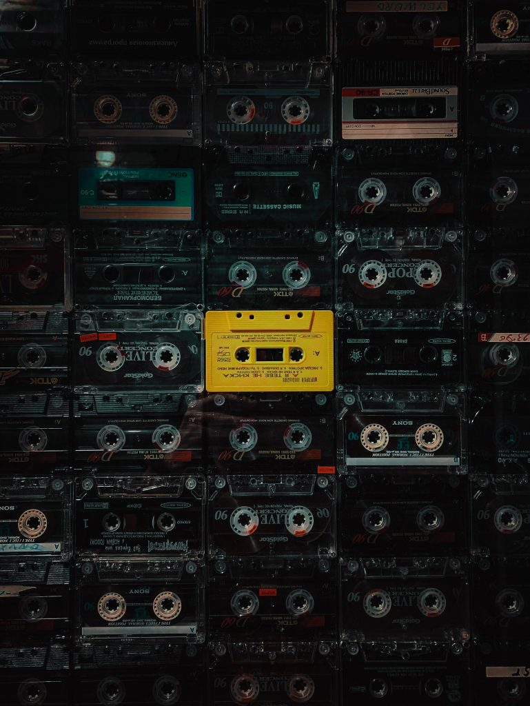 Cassette Tapes - Lesson Pros