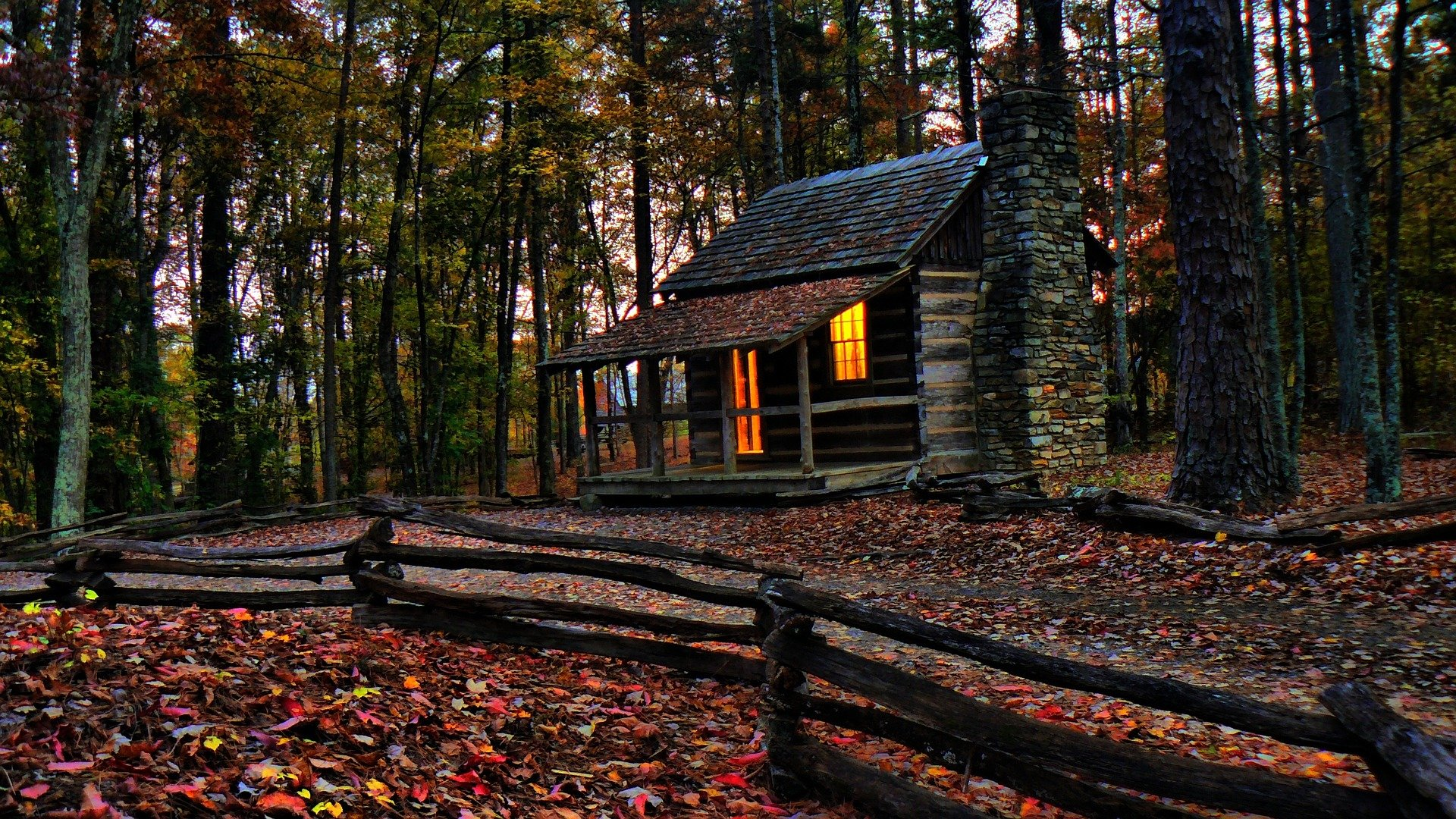 Fall Cabin Writing Prompts Lesson Pros 365